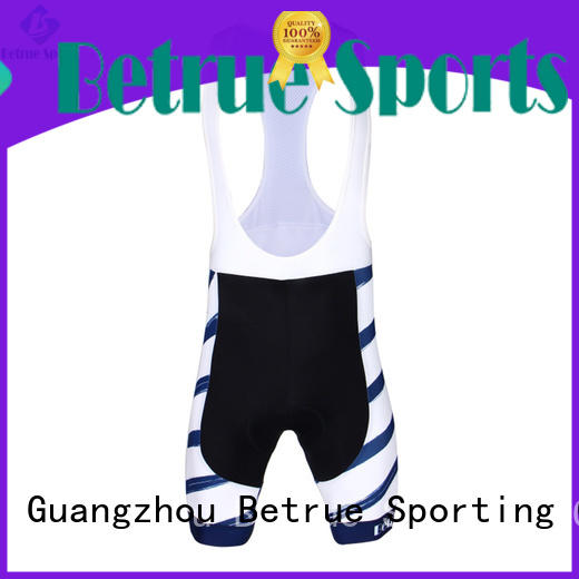 Betrue italymade cycling bibs for business for sport