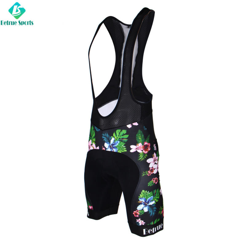 summer men's cycling bibs customized for men Betrue-2