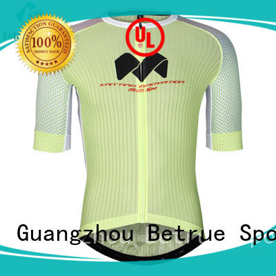 Betrue snowy mens mountain bike jerseys supplier for men