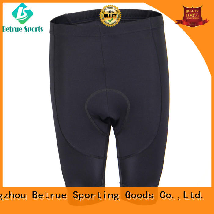 Betrue breathable padded cycling pants wholesale for women