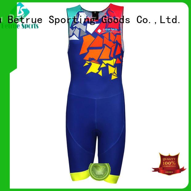 Wholesale suits triathlon suit mens Betrue Brand