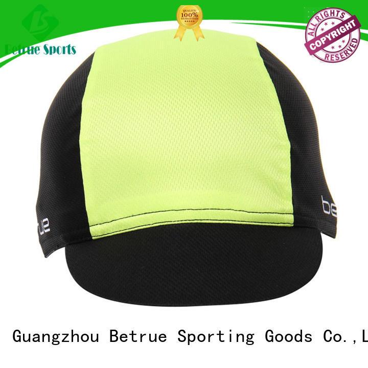 cap cycling caps oem Betrue company