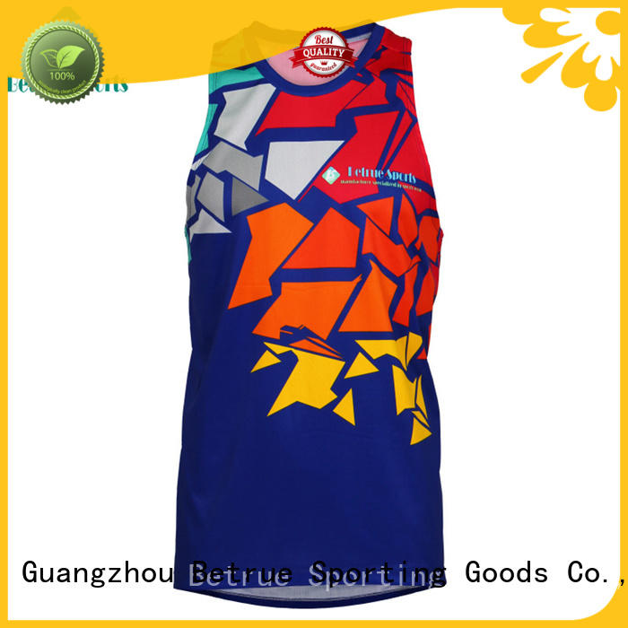 Betrue Brand breathable man running clothes for men wear supplier