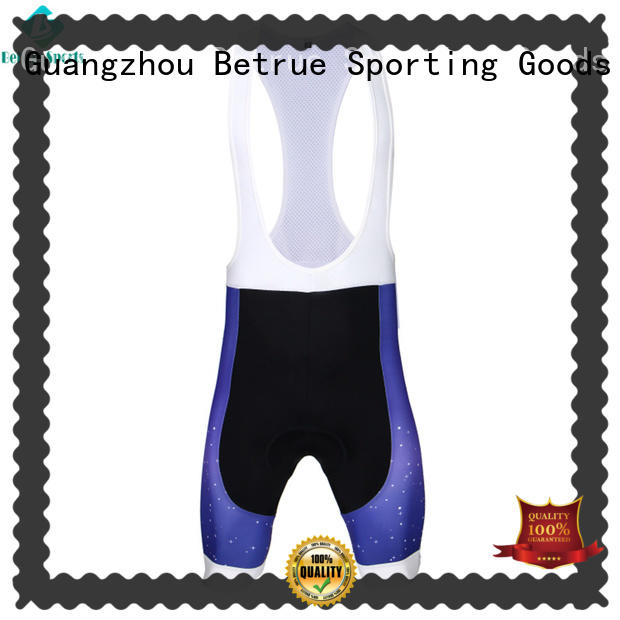 Betrue italy-made best bib shorts manufacturer for bike