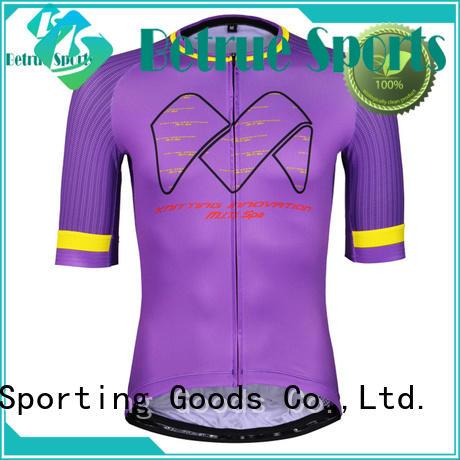 Betrue night cycling mens jerseys manufacturer for women