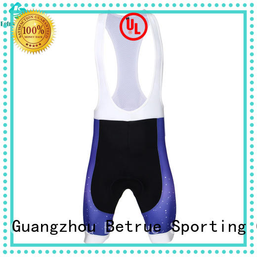 Betrue Latest cycling bib tights manufacturers for sport