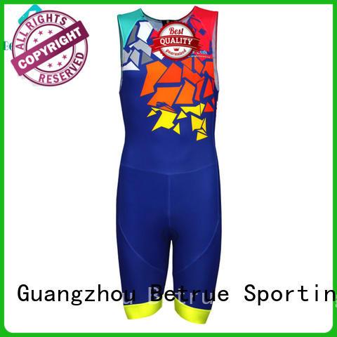 Betrue quality best triathlon suit suit for men