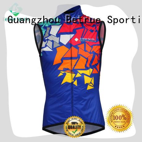 Betrue men cycling vest wholesale for men