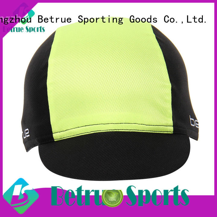 Betrue Brand cap cycling caps breathable factory