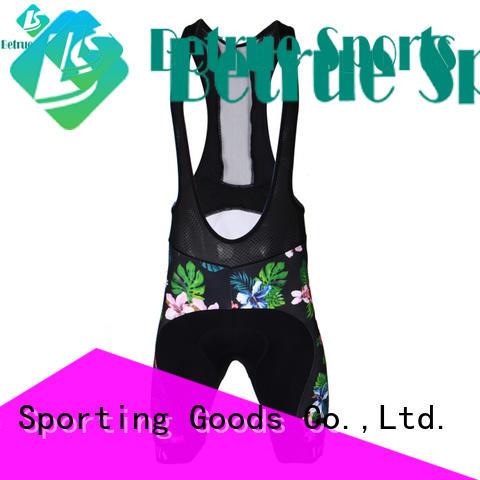 Betrue Custom best cycling bib shorts manufacturers for men