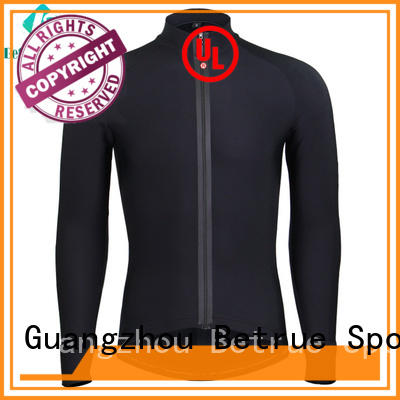Betrue cross mens cycling jersey customized for sport
