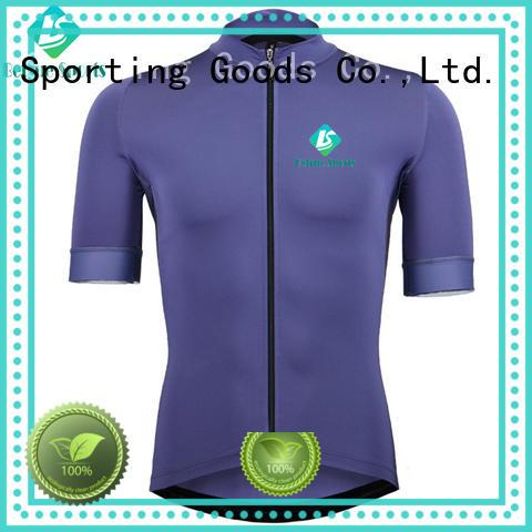 Betrue purple mens mountain bike jerseys customized for bike