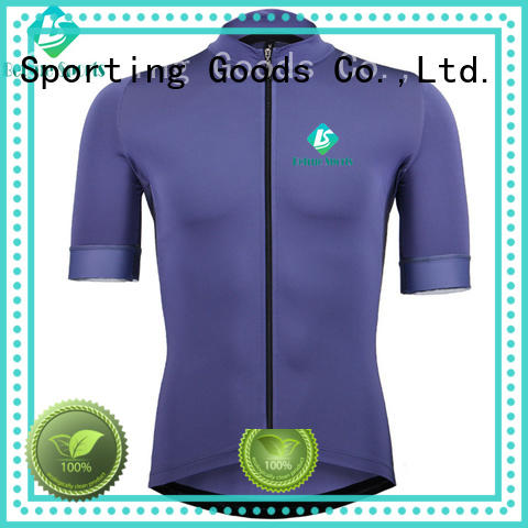 Betrue purple mens mountain bike jerseys customized for bike