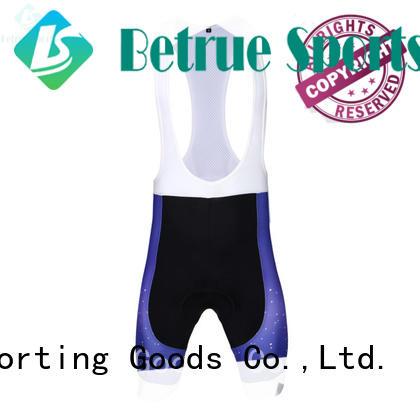 Betrue cyclist best bib shorts Supply for men