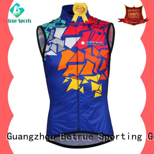 Betrue men cycling vest supplier for bike