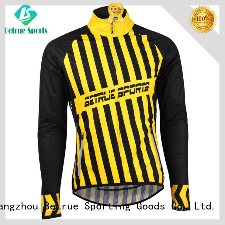 fleece cycling jackets series for bike Betrue