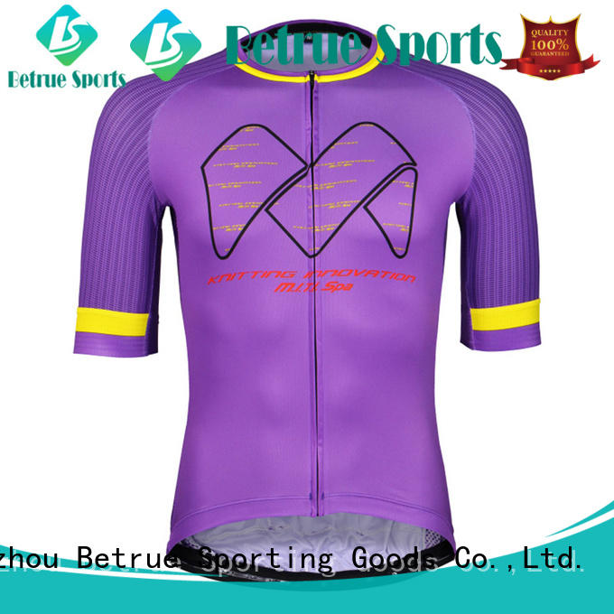 Betrue High-quality vintage cycling jerseys Suppliers for women