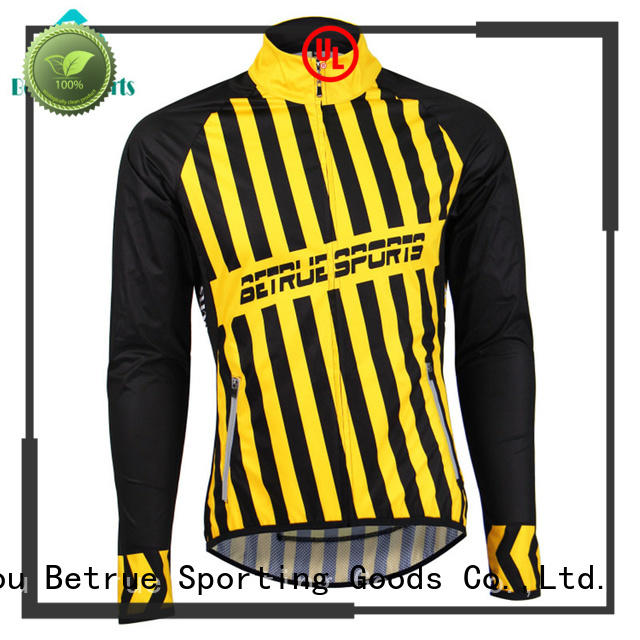 Betrue quality biker jacket men manufacturer for bike