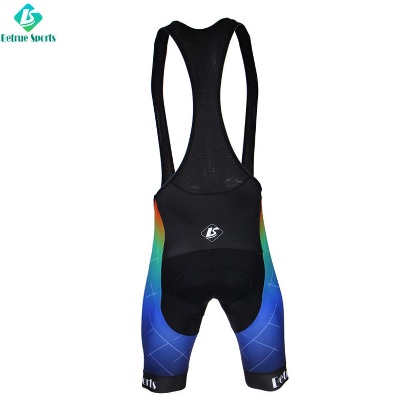 online mtb bib shorts lycra supplier for bike-3