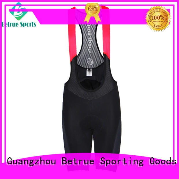Betrue tech best cycling bib shorts supplier for women