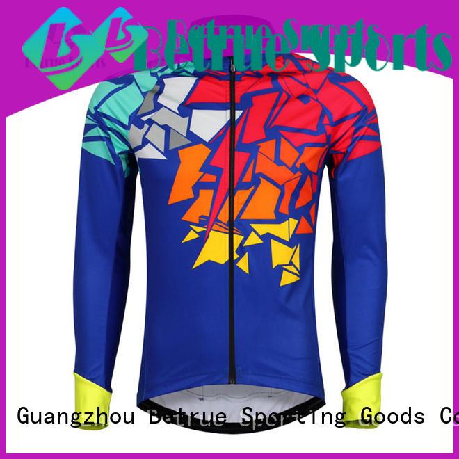 Betrue night mens waterproof cycling jacket manufacturer for sport