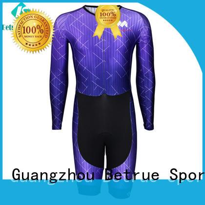 Betrue skin cycling skinsuit cheap wholesale for bike