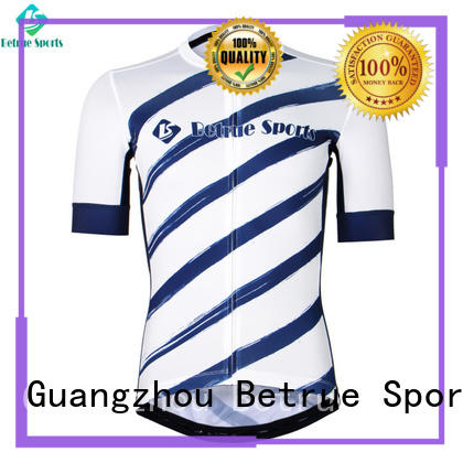 Betrue night funny cycling jerseys wholesale for sport