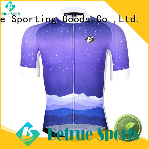 Betrue Custom vintage cycling jerseys Supply for men