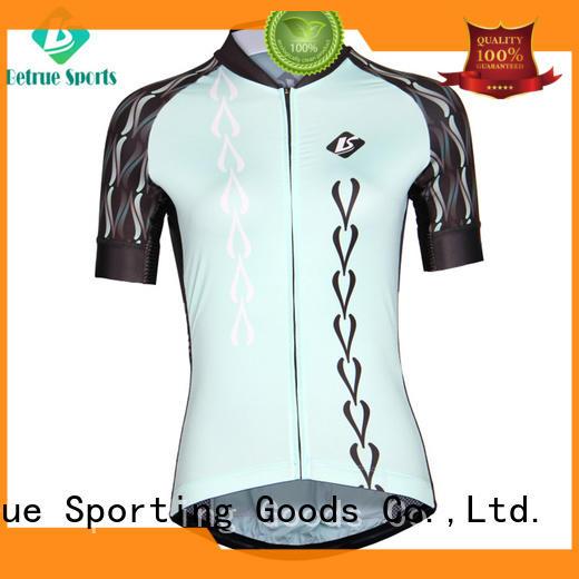 jersey blue light custom cycling jersey cycling Betrue Brand