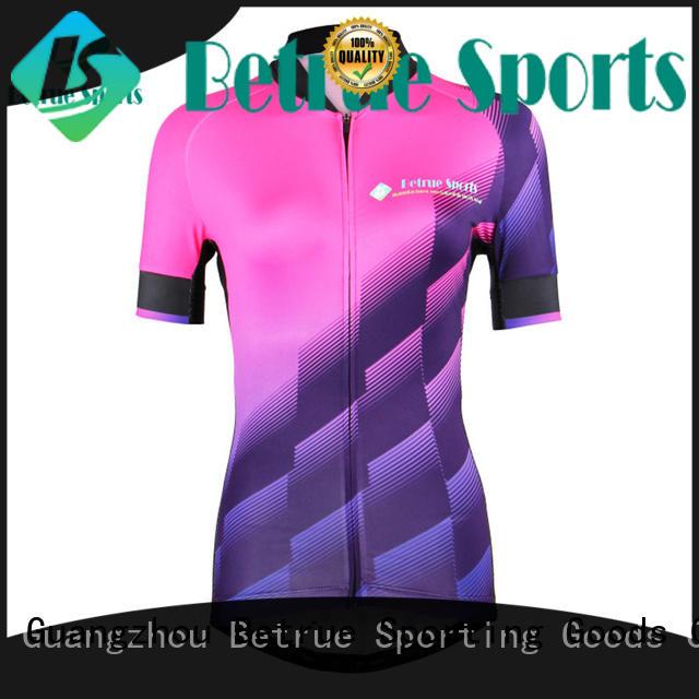 Betrue jersey custom bike jerseys manufacturers for sport
