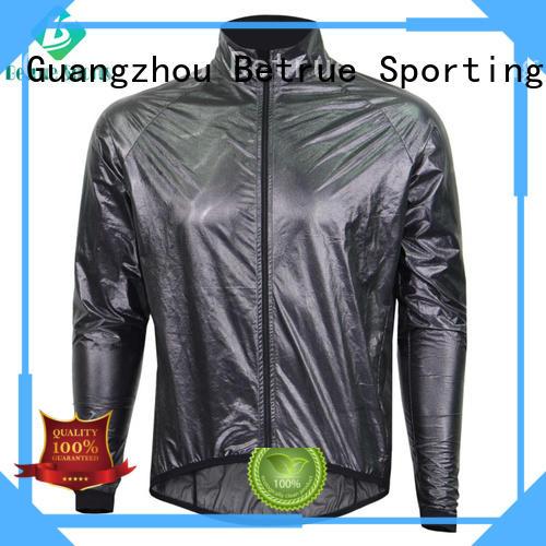 Betrue end cycling jackets manufacturer for men
