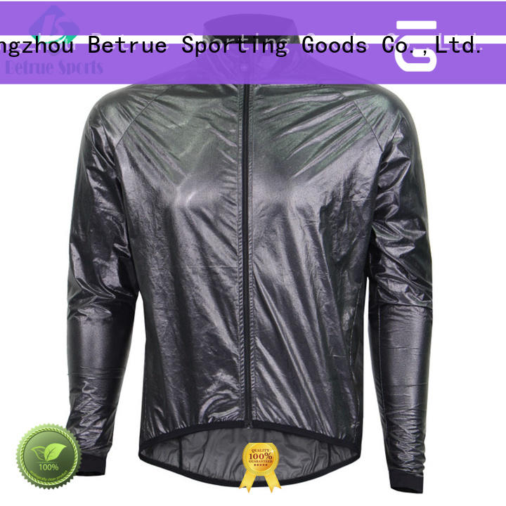 Betrue men mens waterproof cycling jacket customized for women