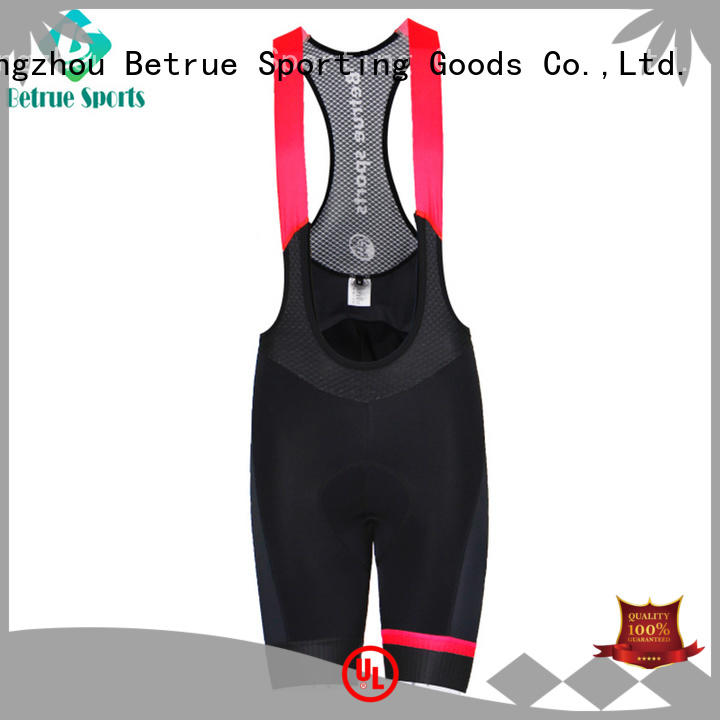 Betrue tech best cycling bibs manufacturer for men