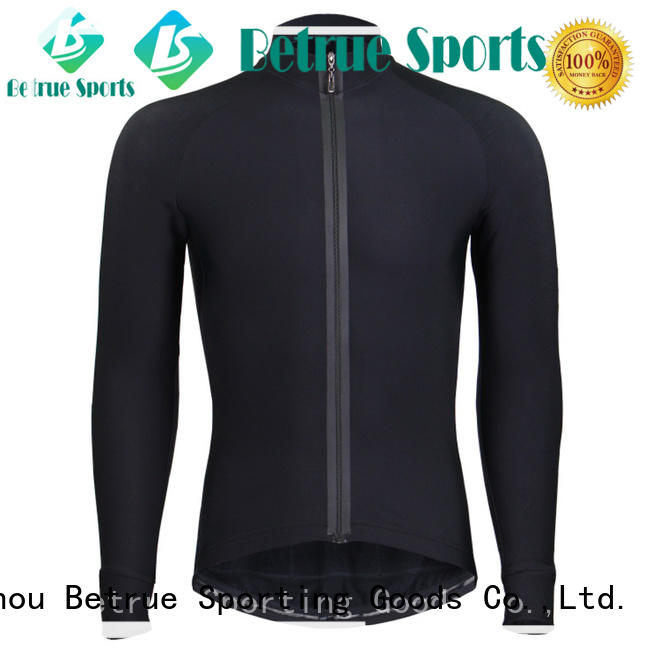 Betrue snowy funny cycling jerseys customized for women