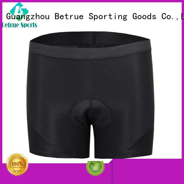 Betrue italymade bike underwear manufacturer for sport