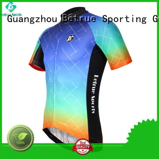 cycling grain night Betrue Brand mens cycling jersey