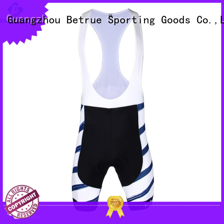 cycling fashion cyclist OEM cycling bib shorts Betrue