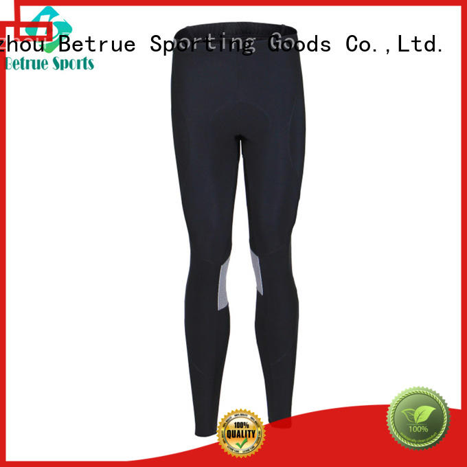 Betrue Top padded cycling pants Supply for sport
