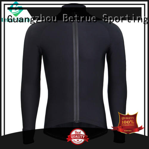 eggplant winter long sleeve cycling jersey grain  Betrue company