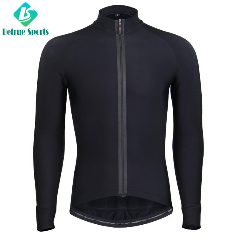 snowy mens road bike jerseys winter customized for bike-1