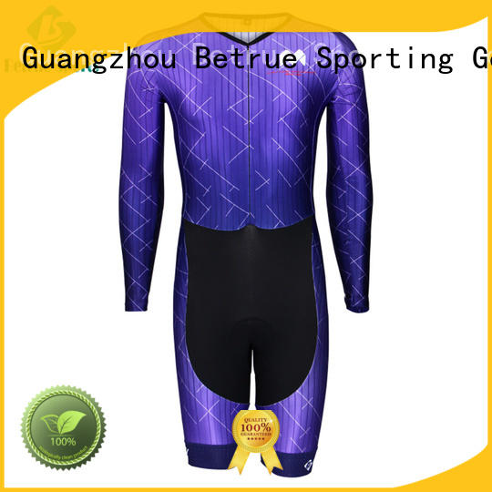 top suits quality cycling skinsuit Betrue Brand company