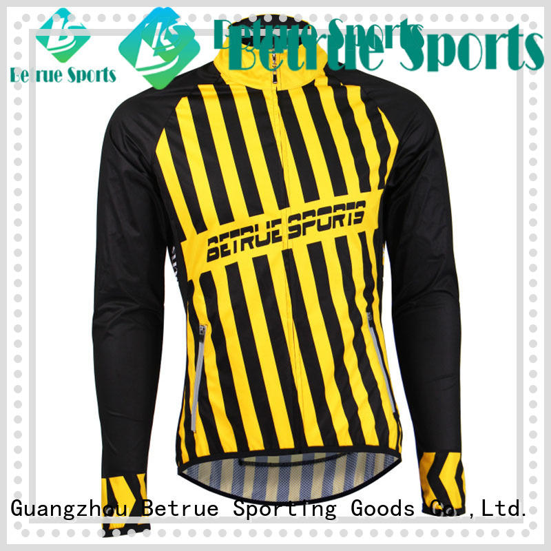 Betrue snowy mens cycling jacket supplier for women