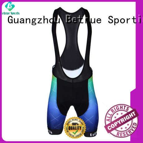 Custom men's cycling bibs bicycle for business for bike