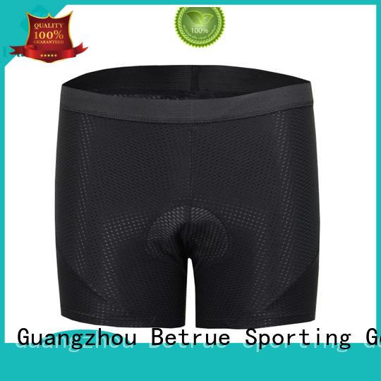 Betrue padded cycling undershorts for business for women