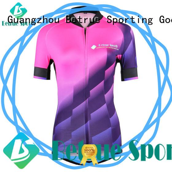 Wholesale cycling fashion custom cycling jersey Betrue Brand