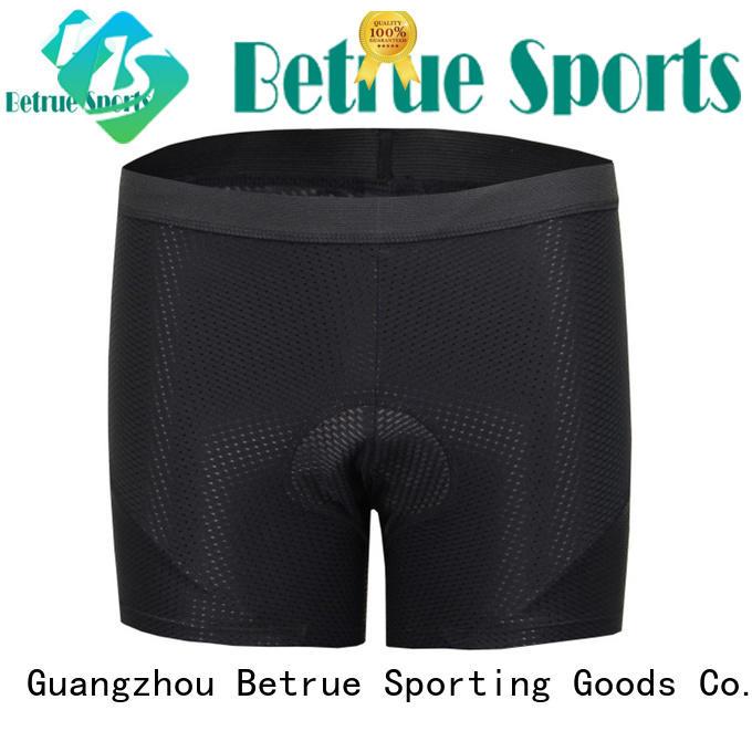 Betrue online cycling underwear company for men