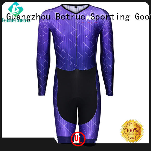 Betrue top cycling skinsuit manufacturers for sport