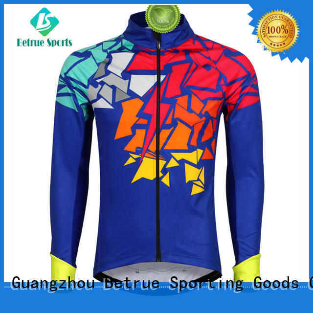 Betrue Best mens cycling jacket Supply for women