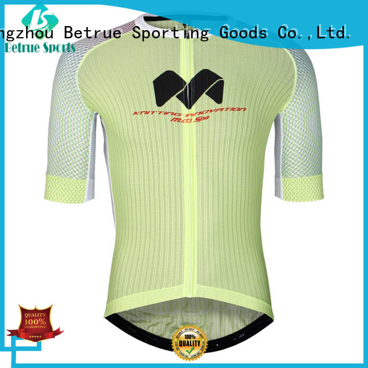 Betrue Custom cycling mens jerseys Supply for bike