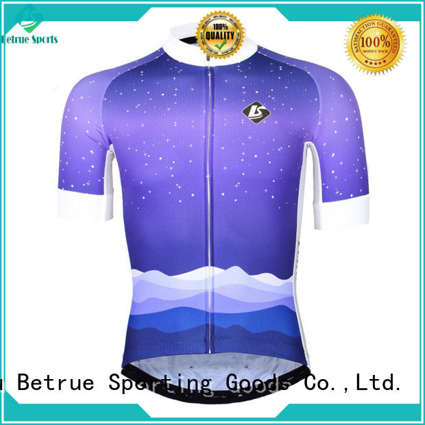Betrue Top vintage cycling jerseys manufacturers for women